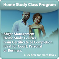 Home Study Anger Management Classes